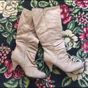 Charlotte Russe Boho Boots